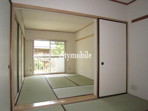 エステート北新宿>和室