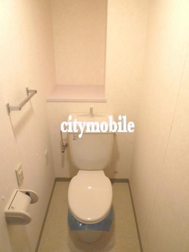 フレール西新井第一>トイレ