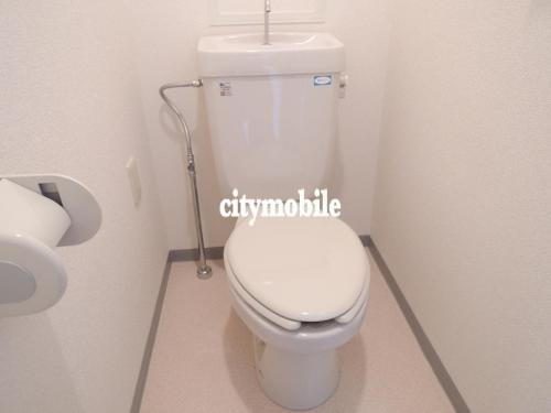 パークサイド石神井>トイレ