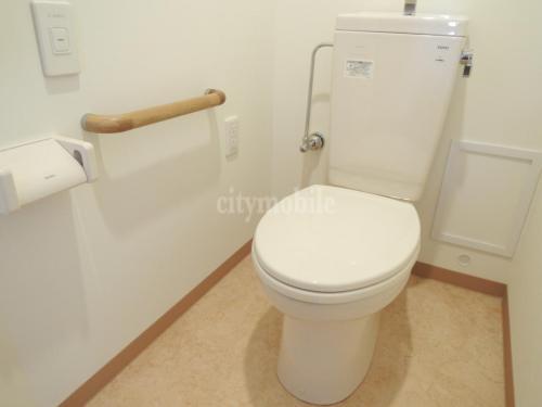 コンフォール茅ヶ崎浜見平>トイレ