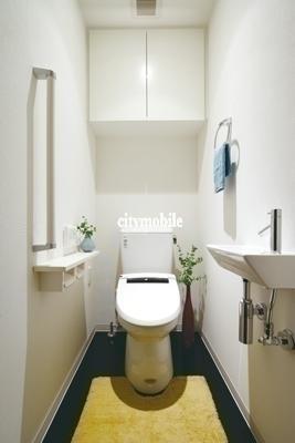 ベイシティ晴海スカイリンクタワー>トイレ