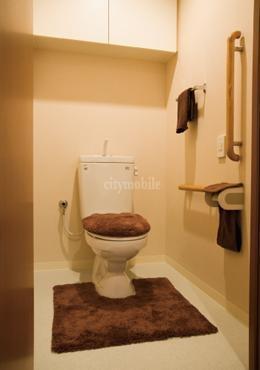 イーストコア曳舟二番館>トイレ