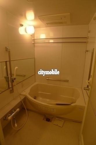 シャレール広尾>風呂