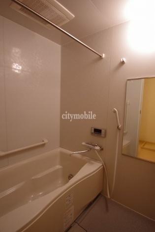 イーストコート平野 >浴室