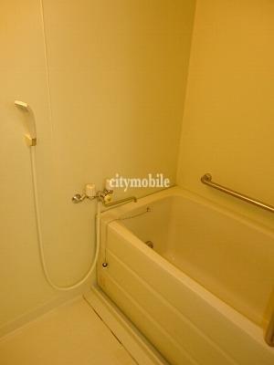 タウンコート初台>浴室