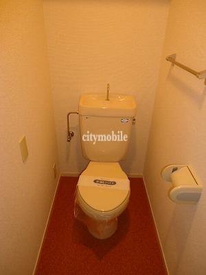 タウンコート初台>トイレ