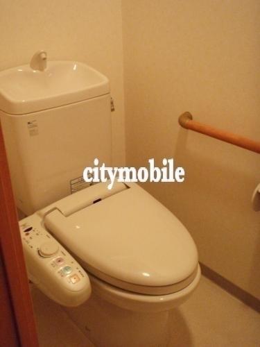 ガナドール>トイレ