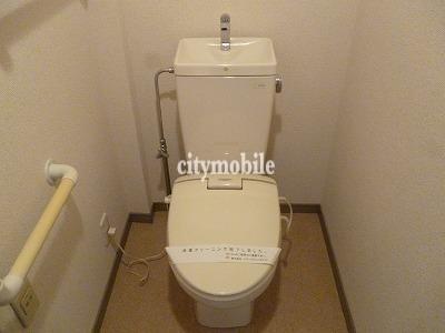 パルテ西山>トイレ