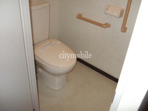 ジャネス菊水>トイレ