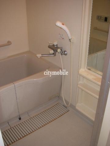 サンピア橋場>浴室