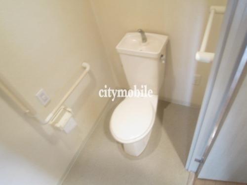 ヴィラアスール>トイレ