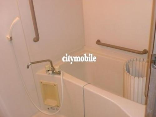 ウィングス葛西>浴室