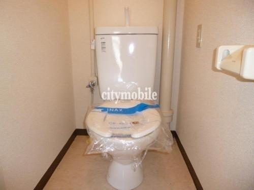 浮間三丁目エステート>トイレ