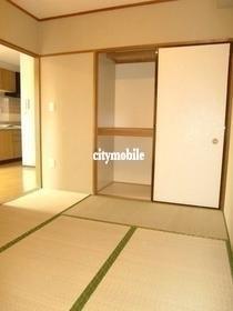 トミンハイム船堀七丁目>収納