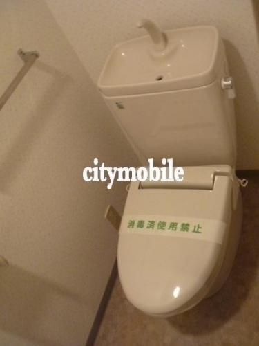 レークヒル竹ノ塚>トイレ