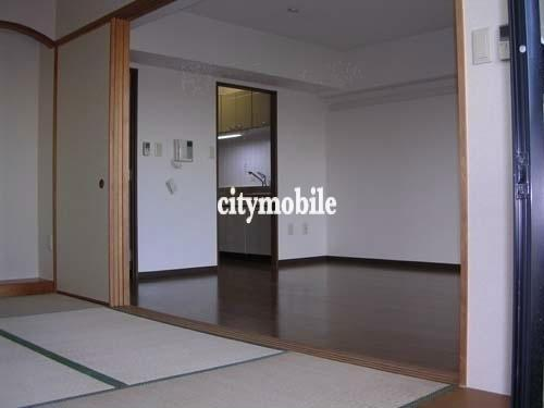 キャリーハイツFUNAKI2>和室