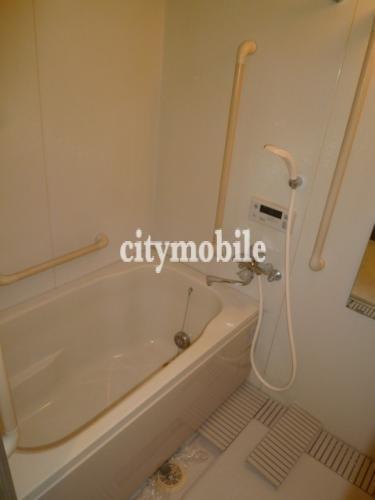 シャルマン西山>浴室