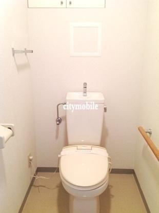 フィールランド>トイレ