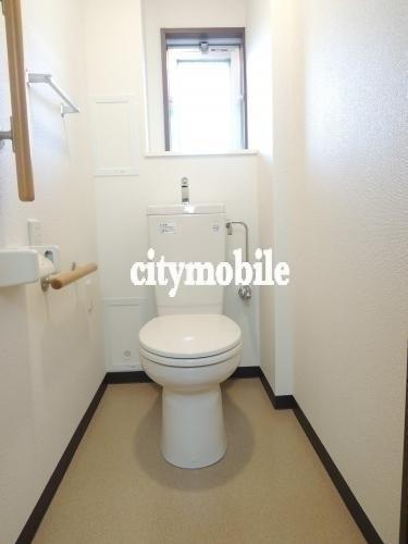 アーバンラフレ戸田>トイレ