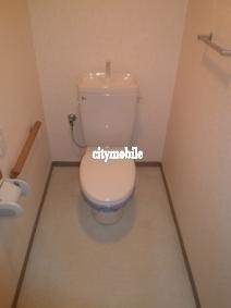 ハートアイランド新田二番街>トイレ