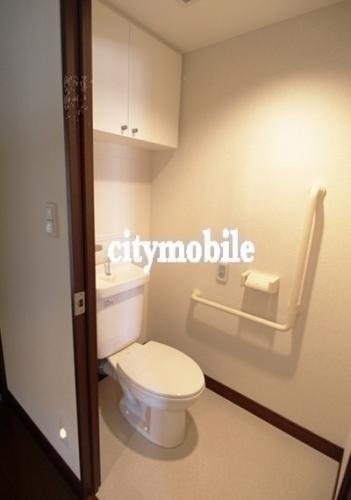コーシャハイム多摩川>トイレ