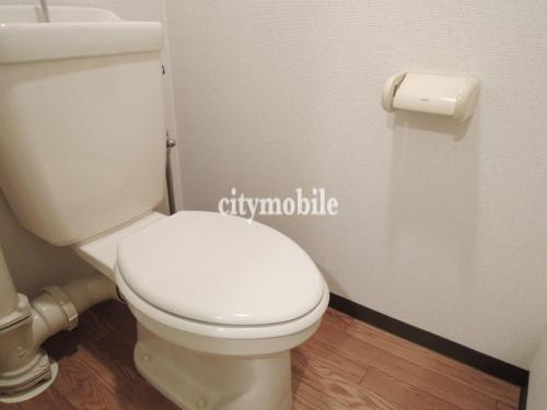 エステート北新宿>トイレ