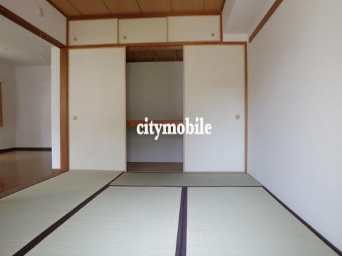アーバンライフゆりの木通り東>和室