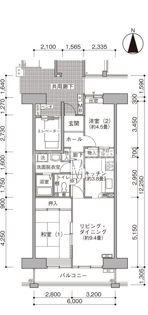 【UR賃貸住宅】ベイシティ本牧南 | UR賃貸住宅・JKK東京のシティ ...