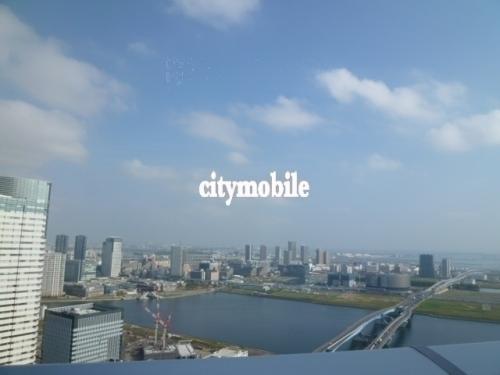 ベイシティ晴海スカイリンクタワー>眺望