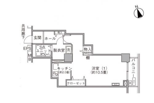リバーシティ21新川 >システムキッチン