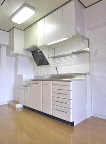 高島平団地>キッチン