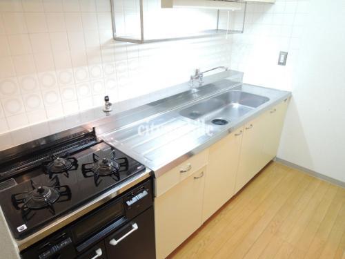 エステート北新宿>システムキッチン