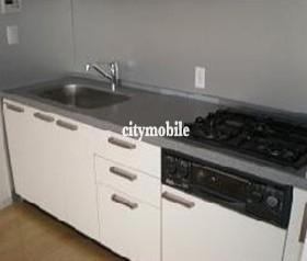 ルミナスはなみずき>システムキッチン
