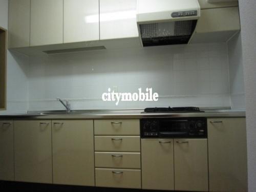 オルトヨコハマビュータワー>システムキッチン