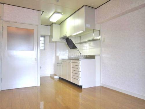 高島平団地>ダイニングキッチン
