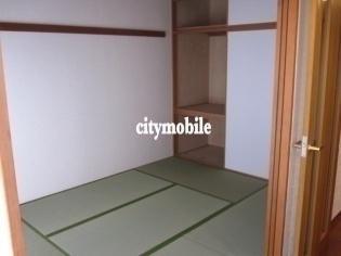 東砂五番館>和室