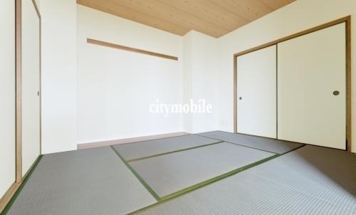 コーシャタワー小松川>和室