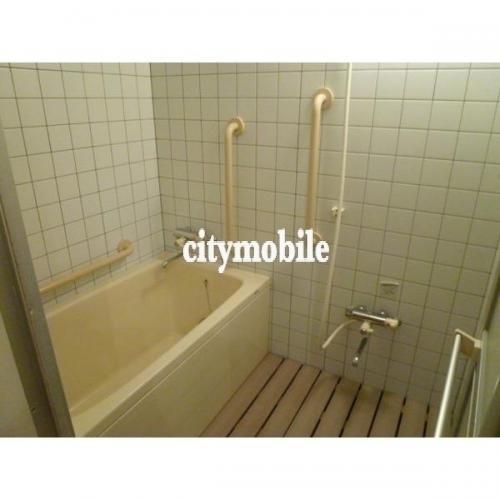 東砂五番館>浴室