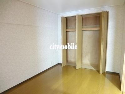 大島六丁目団地>>洋室