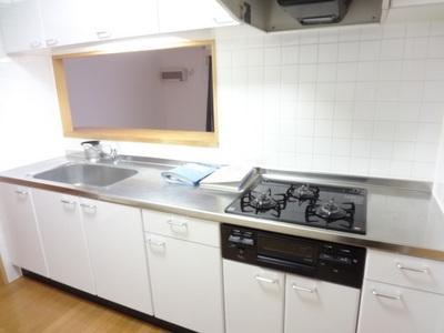 ラ・ヴェール東陽町>システムキッチン