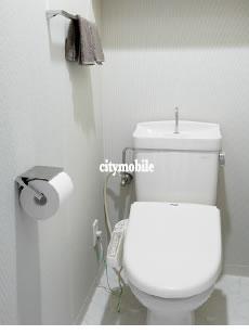 晴海アイランドトリトンスクエアビュープラザ>トイレ