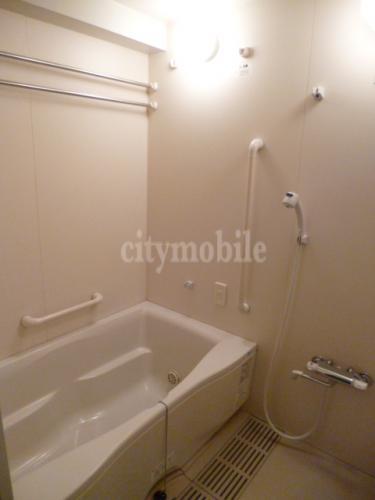 晴海アイランドトリトンスクエアアーバンタワー >浴室