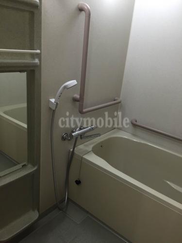 ハウス川喜田>浴室
