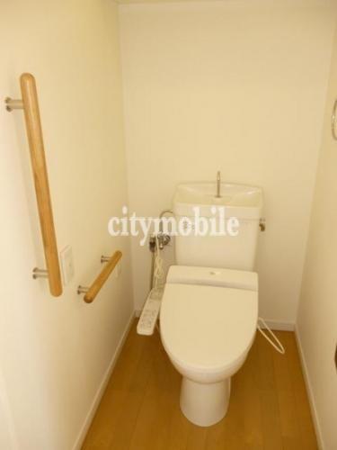 サンマークシティ日暮里ステーションポートタワー>トイレ