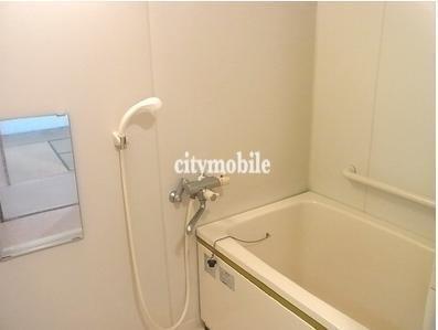 ジェイシティ初台>浴室