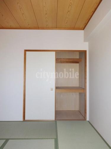 ユーベルジュ>和室