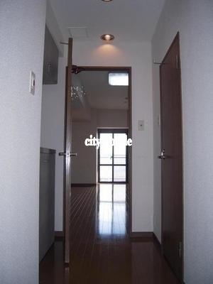 センターまちや>廊下