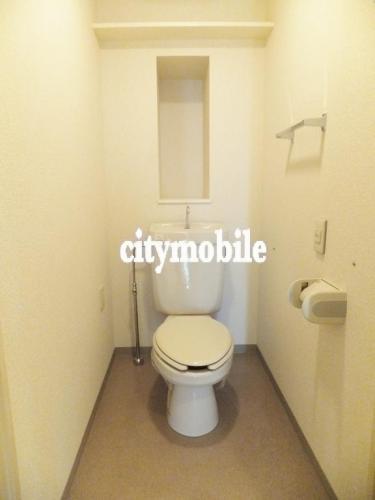 フレーシェル王子神谷>トイレ