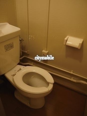 新田>トイレ
