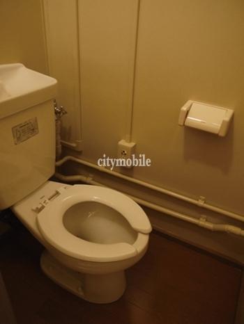 新田住宅>トイレ